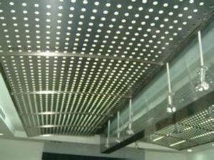 Metal Ceiling (perforated) pictures & photos