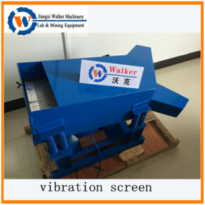 Single/Double Laboratory Vibration Screen