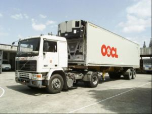 Refrigerating Container Semitrailer pictures & photos