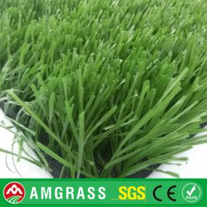 S Shape Yarn Synthetic Football Turf (ASS-50D) pictures & photos