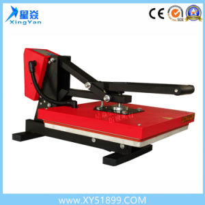 Ce Approval Manual Big Size Heat Press Machine 38*38cm/40*50cm/40*60cm pictures & photos