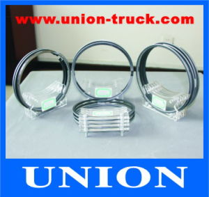Truck Diesel Engine Parts Diameter 95.4mm Isuzu 4jj1 Piston Ring