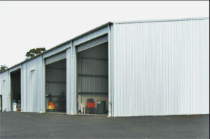 Light Steel Structure Building for Logistics and Rent (KXD-98) pictures & photos