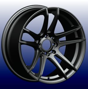15-17inch Fully Color of Car Alloy Wheel pictures & photos