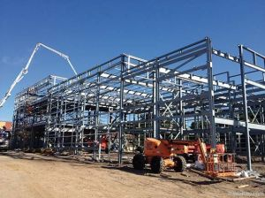 Steel Structure/Steel Frame Construction-Jhxz016 pictures & photos