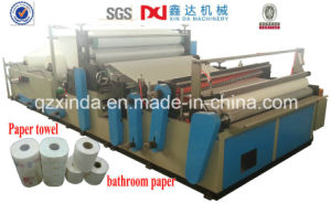Kitchen Towel Roll Manufacturers Machine pictures & photos