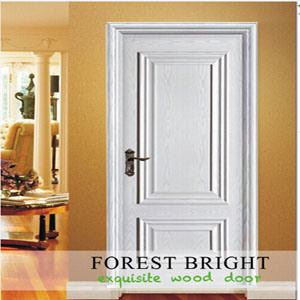 Classic Home Design Door, Raised Molding Veneered Door Interior Doors pictures & photos