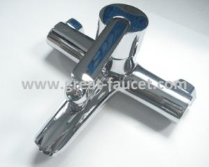 High Quality Wall-Mounted Bathroom Tub Faucet pictures & photos
