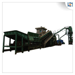 Hydraulic Scrap Steel Shredder Lines pictures & photos