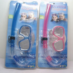 Children Summer Toy Air Tube Diving Swimming Goggles