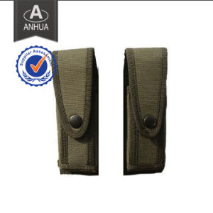 Military Single Pistol Magazine Carrie Pouch pictures & photos