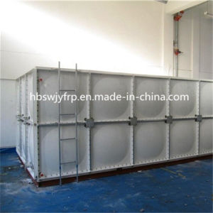 High-Ranking SMC GRP FRP Composite Water Tank for Sale pictures & photos