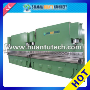 CNC Hydraulic Press Brake, Steel Bending Machine, Metal Plate Bending Machine (WC67Y) pictures & photos