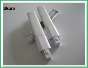 6W PLC LED Pl Tube Light G23 Gx23 LED Lamp Light for CFL Replacements pictures & photos