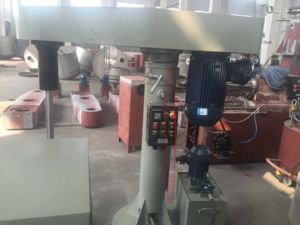 Pneumatic Lifting Disperser pictures & photos