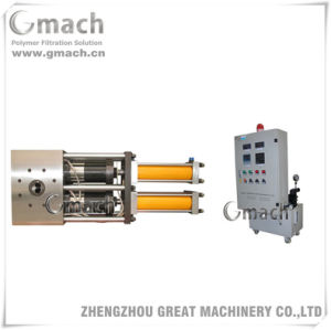 Dual Rods Continuous Extrusion Screen Changer for Polymer Melt Filtration pictures & photos