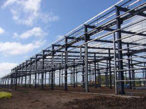 Steel Frame Steel Structure Workshop Office Manufacturer pictures & photos
