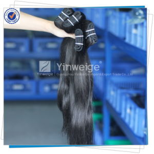 Double Wefts, Shedding and Tangle Free Indian Human Virgin Remy Hair Extension