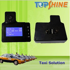 Newest Powerful GPS Taxi Tracker with LCD Screen SD Card pictures & photos