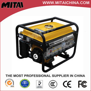 Low Noise Mini Electric Gasoline Generator for Home Use pictures & photos