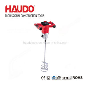 Electric Concrete Mixer Tool with Soft Start pictures & photos