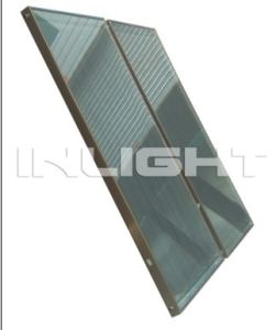 Black Chrome Coating Flat Panel Solar Collector pictures & photos