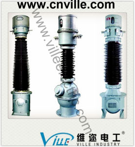 Jdqxf Series Sf6 Gas-Insulated Stainless Steel Fasteners Voltage Transformer pictures & photos