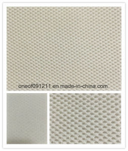 Good Design 100% Polyester Sandwich Mesh Fabric pictures & photos