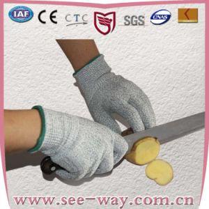 Hhpe Cut-Resistant Gloves