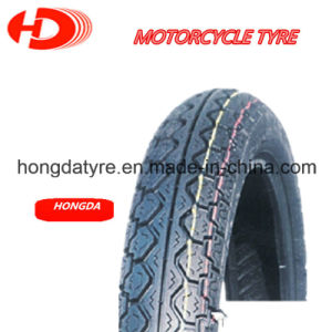 DOT Certificated High Tread Pattern 70/90-17 Motorcycle Tyre pictures & photos