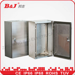Electrical Boxes Stainless Steel/Stainless Steel Enclosure Box/Stainless Steel Box IP66 pictures & photos