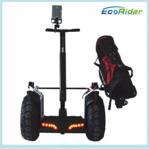Brushless 4000W Adult Self Balance Electric Standing Scooter for Sale with 2 Big Wheel pictures & photos