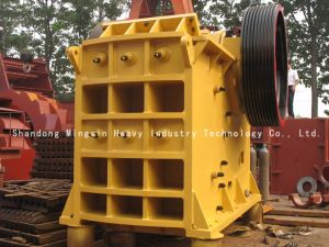 The Jaw Crusher Produces High Quality pictures & photos
