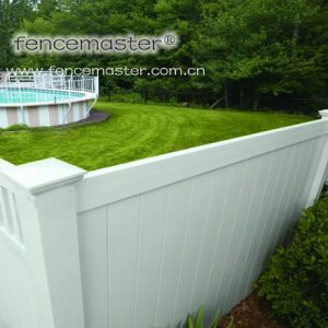 Top Quality Vinyl Fencing pictures & photos