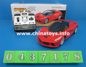 Hot Sale Plastic Toy 1: 24 4-CH R/C Car (1014503) pictures & photos