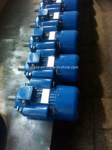 Tefc IP54 0.75 - 7.5HP Double Capacitors Single Phase Motor pictures & photos