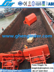 25t Wireless Grab for Marine Deck Crane pictures & photos