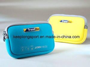 Promotional Customized Insulated Neoprene Case for Wallet and Camera pictures & photos