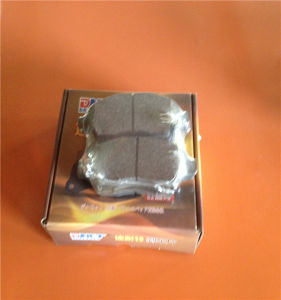 Auto Parts Supplier OE Quality D1404 Front Brake Pads for Chevrolet 13237751 pictures & photos