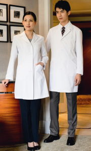 Hospital Uniform for Doctors in New Style pictures & photos