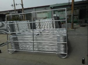 USA 5footx10foot Cattle Corral Panel/Horse Corral Panel/Used Livestock Panel pictures & photos