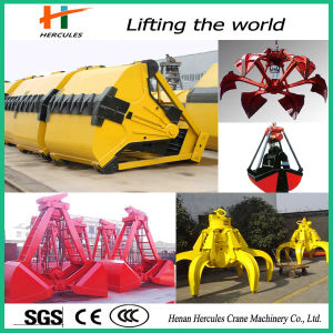 4-60t Two Ropes Clamshell Grab for Sell pictures & photos