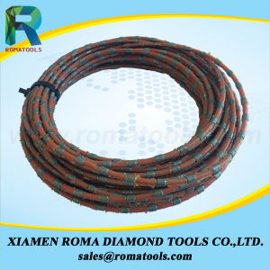 Romatools Diamond Wires for Multi-Wire Machine Diameter 6.3mm pictures & photos