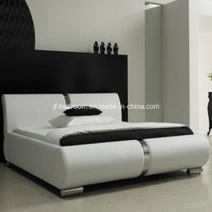 Global Hot Sale Modern Bed B30 pictures & photos