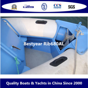 Bestyear Rib680al Boat pictures & photos