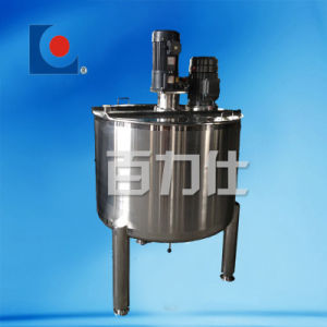 500L Stainless Steel Emulsifying Mixing Tank pictures & photos