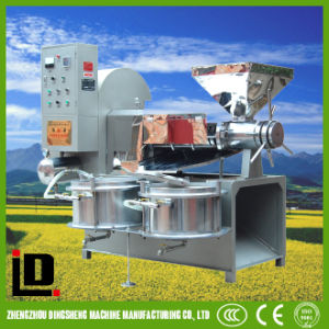 Dingsheng Original Automatic Screw Cold Oil Press Machine pictures & photos