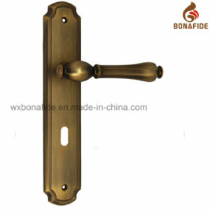 New Model Zinc Door Handle pictures & photos