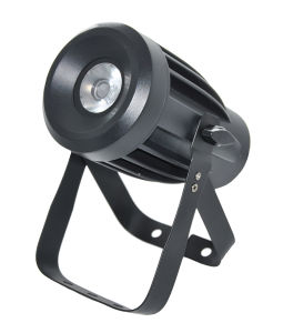 Stage Disco 1*10W RGBW 4in1 Beam Spot LED Mini PAR Light pictures & photos
