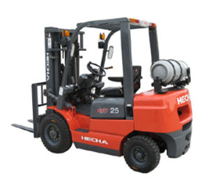 LPG Forklift of 1.5 Ton pictures & photos